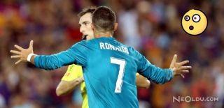Ronaldo'ya Rekor Ceza!