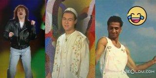 90'ların Kliplerinde Gözlerimizi Kör Eden 9 Facia Dans