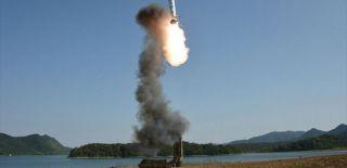 Kuzey Kore Füzeyi Erteledi