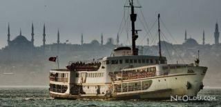 İstanbul'da Vapur Seferleri Uzatıldı