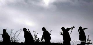 PKK'lı Teröristler Teslim Oldu