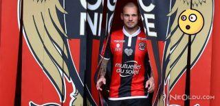 Sneijder Kadro Dışı Bırakıldı!
