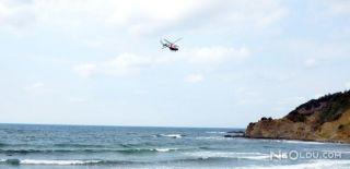 Beykoz'da İki Arkadaş Denizde Kayboldu