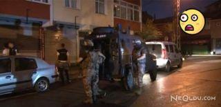 İstanbul'da 22 Adrese Eş Zamanlı Operasyon
