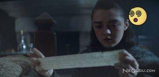 Arya'nın Bulduğu Mektupta Ne Yazıyor?