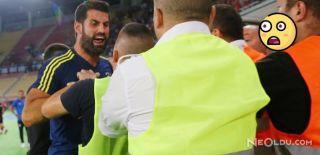 Maç Sonu Fenerbahçeli Futbolcular Kavga Etti!