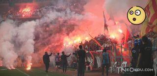 Göztepe - Eskişehirspor Maçıyla İlgili Soruşturma