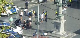 Barselona'daki Saldırıda 7 Yaşındaki Çocuk Kayboldu