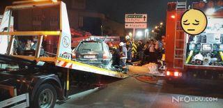 Ataşehir'de Feci Kaza: 2 Kişi Yaşamını Yitirdi