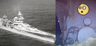 Amerikan Savaş Gemisi 72 Yıl Sonra Bulundu