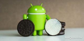 Yeni Android Sürümünün Adı: Oreo