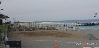 Rus Turist Antalya'da Voleybol Oynarken Öldü
