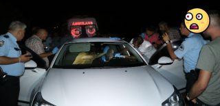 Arabada Ölü Olarak Bulundu!