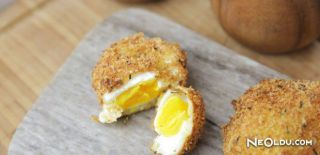 Kızarmış Poşe Yumurta Tarifi
