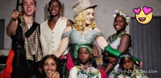 Doğum Günü Kızı Madonna