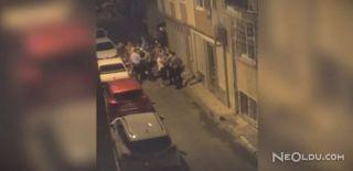 Beyoğlu'nda Olay Çıkaran Şahıs Polisle Çatıştı