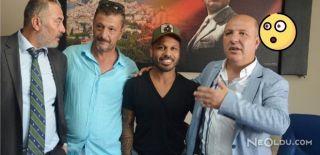 Trabzonspor'un Eski Yıldızı Alanzinho Sinopspor'da
