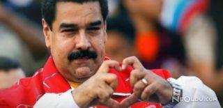 Maduro: Putin Barış Adamı