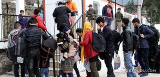 Kastamonu'da Kaçak Göçmenler Yakalandı