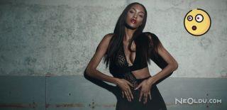 Victoria's Secret Meleği Çıplak Yakalandı