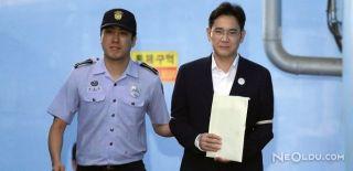 Samsung'un Veliahdına 5 Yıl Hapis