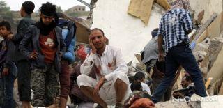 Yemen'deki Hava Saldırısında Ölü Sayısı Yükseldi