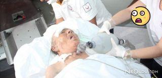 Hastanedeki Gaz Sızıntısı Ekipleri Harekete Geçirdi