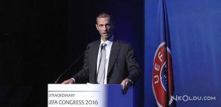 UEFA'dan 'Finansal Fair Play' Uyarısı
