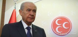 Devlet Bahçeli'den Başbakan'a Kuzey Irak Yanıtı