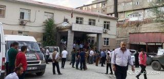 Şemdinli'de EYP İnfilak Etti