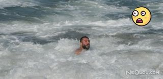 Denizde Can Pazarı!