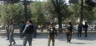 Kabil'deki ABD Büyükelçiliğine İntihar Saldırısı