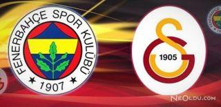 Galatasaray Aldı Fenerbahçe Baktı!