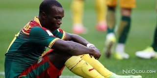 Vincent Aboubakar'dan Porto'ya Rest