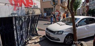 Fren Yerine Gaza Bastı, Faciadan Dönüldü!