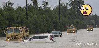 Harvey Kasırgası Meksika'yı Vuracak!