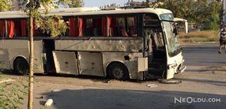 İzmir Buca'da Şiddetli Patlama