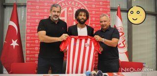 Antalyaspor'a Genç Yetenek