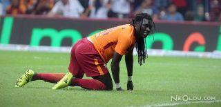 Galatasaray'ın Golcüsü Gomis'ten İtiraf