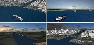 'Çılgın Proje' Kanal İstanbul'un Güzergahı Belli Oluyor