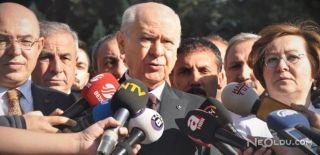 """MHP Lideri Bahçeli'den """"Kör Niko"""" Açıklaması"""