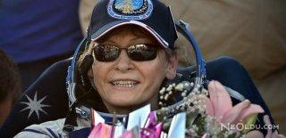 Kadın Astronottan 288 Gün Sonra Rekor!