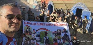 Mehmetçiklerle Akçabaat Köfte Ziyafeti