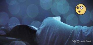 Uyurken Yaşadığınız Tuhaf Gerçekler