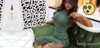 Naz Mila Kalçasına Dövme Yaptırdı
