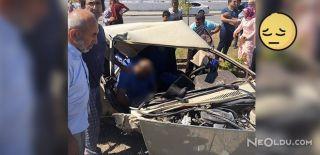 Samsunda Feci Kaza: 1 Ölü 7 Yaralı
