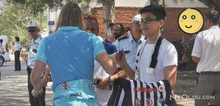 Hırvatistan Milli Takımı Eskişehir'e Geldi