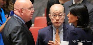 Çin: Savaşa Asla İzin Vermeyeceğiz