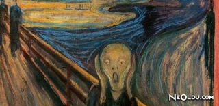 Edvard Munch'un Çığlığı