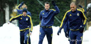 Fenerbahçe'de Van Persi Şoku Yaşanıyor